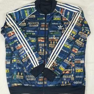 Adidas Reversible Rare Print Lined Jacket